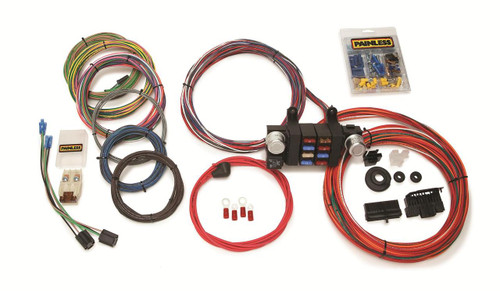 Painless Performance 18-Circuit Modular Chassis Harnesses 10308