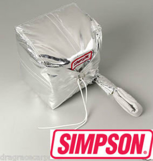 Simpson Crossform Parachutes 42060BK