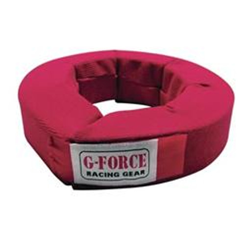 G-FORCE SFI 360 Degree Helmet Supports Red Large or Medium