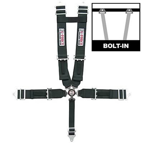 G-FORCE Pro Series Camlock H-Type Harness Sets 7030BK