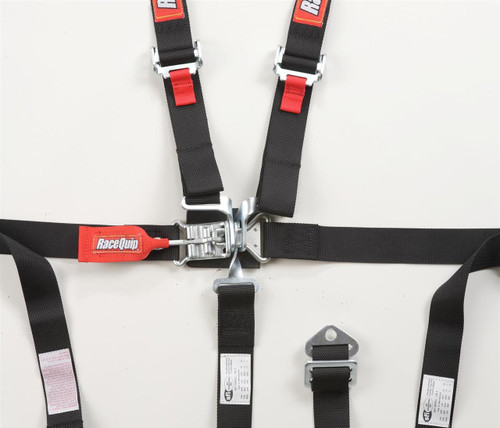 RaceQuip Jr. Dragster and Quarter Midget 5-Point Harnesses 709009