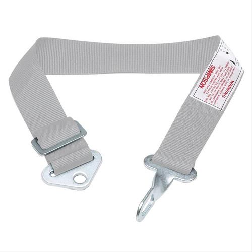 Simpson Camlock Anti-Submarine Belts 34012P