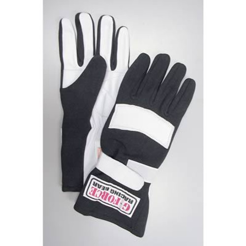 G-FORCE GF G1 RaceGrip Gloves 4100XXLBK