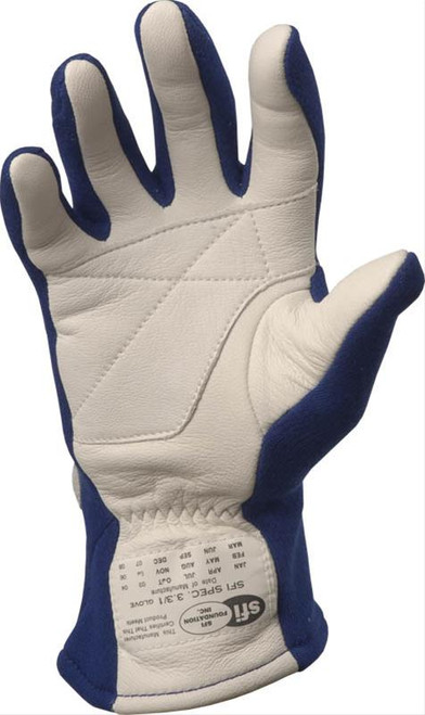 G-FORCE GF G1 RaceGrip Gloves 4100SMLBU