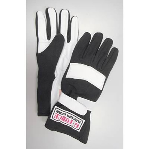 G-FORCE GF G1 RaceGrip Gloves 4100CSMBK