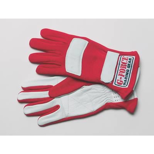 G-FORCE GF G1 RaceGrip Gloves 4100XLGRD