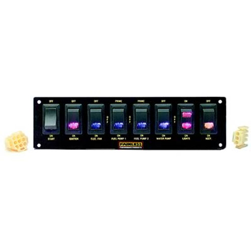 Painless Performance Switch Panels 50201