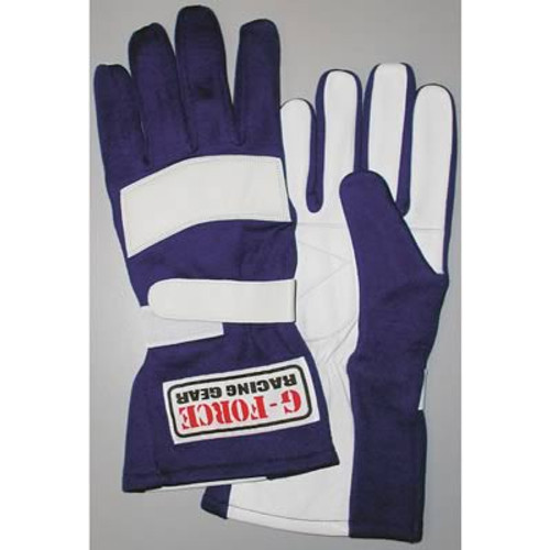 G-FORCE GF G5 RaceGrip Gloves 4101LRGBU