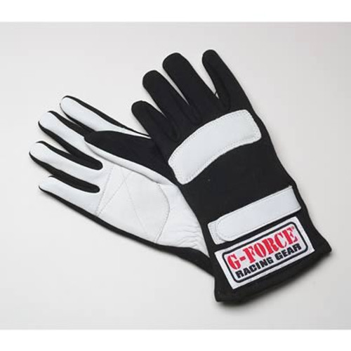 G-FORCE GF G5 RaceGrip Gloves 4101LRGBK
