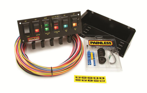 Painless Performance Switch Panels 50305