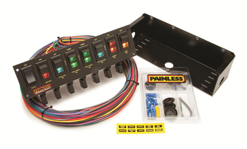 Painless Performance Switch Panels 50306