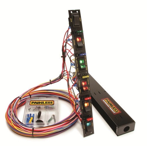 Painless Performance Switch Panels 50506