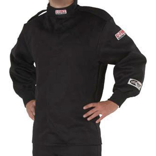 G-FORCE GF125 Driving Jackets 4126CLGBK