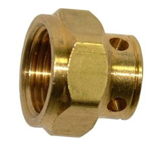 SHIFNOID CO2 Bottle Pressure Rupture Nut 13/16 in wrench flats PC100