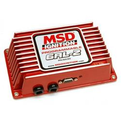 MSD Ignition Programmable Digital 6AL-2 Ignition Boxes 6530