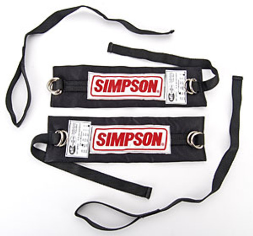 Simpson Arm Restraints 36000BK