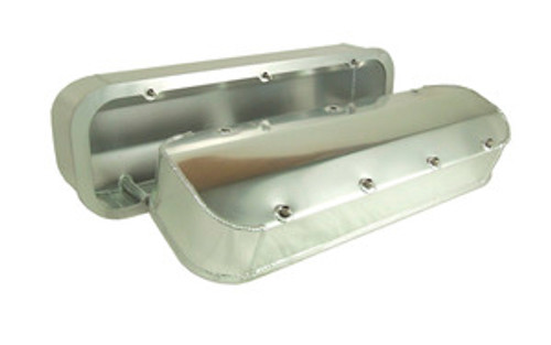 Big End Performance Big Block Chevy Aluminum Fabricated Valve Covers 70300 BEP70300 BEP-70300 FREE SHIPPING