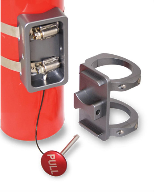 JOES Racing Products Fire Extinguisher Brackets 12824
