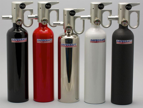 Safecraft Fire Extinguishers PB2S