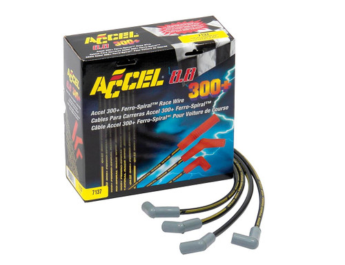 ACCEL 300+ Ferro-Spiral Race Wire Sets 7137
