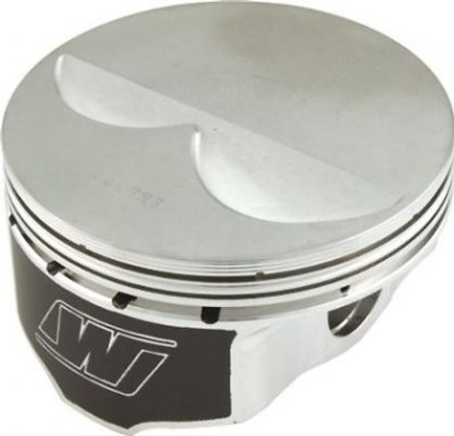 Wiseco Pistons Small Block Chevy 350 23 deg 13.5cc Dome K0128B4