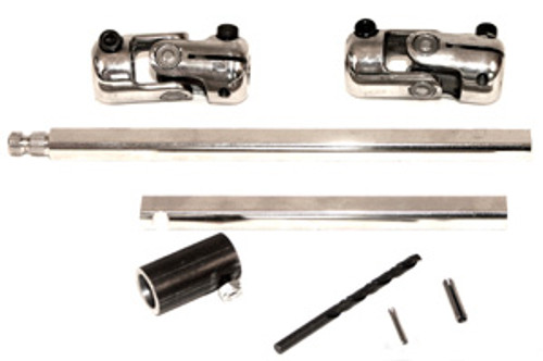 Unisteer 55-57 Chevy Steering Shaft kit 8050060