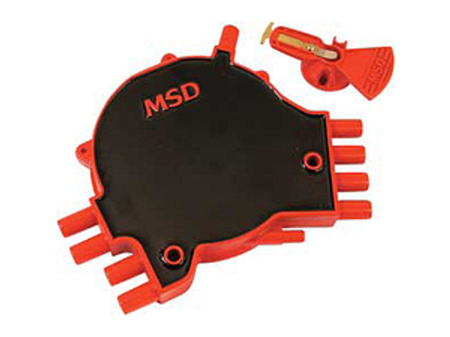 MSD Ignition Distributor Cap and Rotor Kits 84811