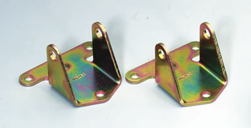 Moroso Solid Steel Motor Mounts Chevy V8 1 Pair 3/16 Inch Thick 62510