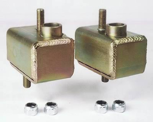 Moroso Solid Steel Motor Mounts 62544