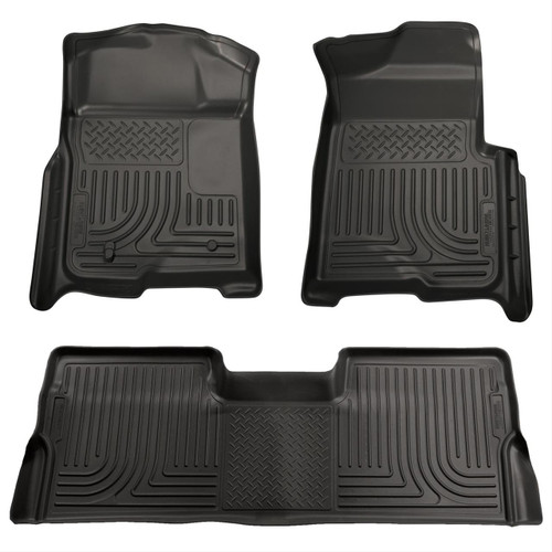 Husky WeatherBeater Floor Liners 98331