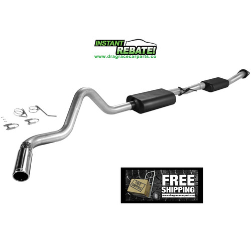 Flowmaster Force II Exhaust System 99-07 CHEVY GMC 17362 with FREE SHIPPING and DRCP'S INSTANT REBATE SAVINGS