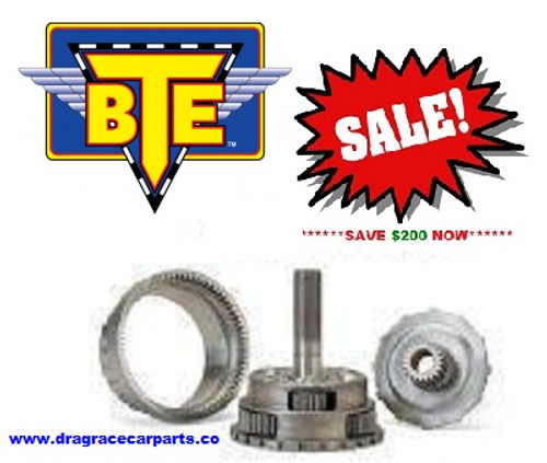 BTE Racing 1.69 Straight Cut Powerglide SHORTY Planetary Low Gear Set BTE245630 with FREE SHIPPING and $200 INSTANT REBATE SAVINGS