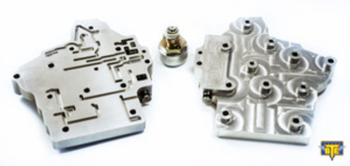 BTE TH400 Turbo 400 Transmission Billet Aluminum Transbrake Valve Body with Solenoid BTE401600 and FREE SHIPPING