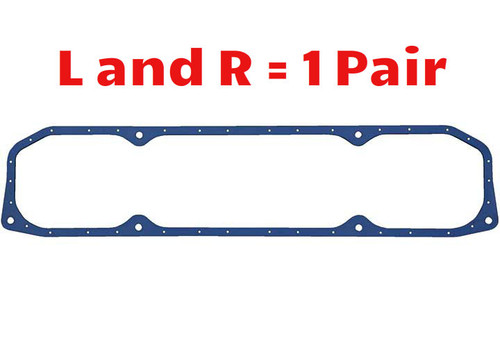 Moroso Perm-Align Valve Cover Gaskets 93055
