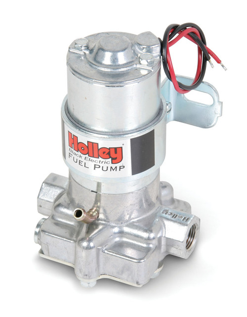 Holley Black Electric Marine Fuel Pumps 712-815-1