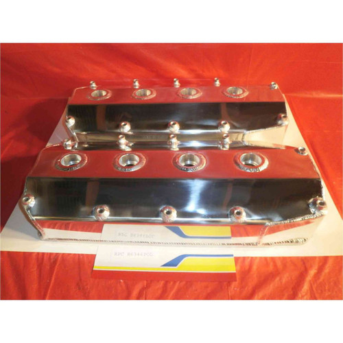RPC Racing Power Co Alum Fabricated Hemi Valve Cover R6346POL