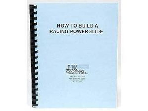 JW J.W. Performance How to Build a Powerglide 92077