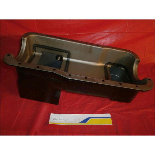 RPC Racing Power Co 79-93 Ford Mustang Oil Pan Fit-302 Black R9753P