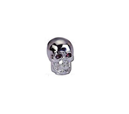 RPC Racing Power Co Skull Shift Knob Chrome R9313