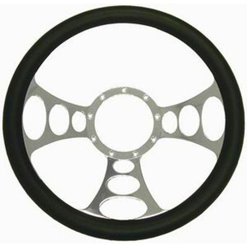 RPC Racing Power Co Steering Wheel With Leather Grip R5615