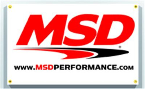 MSD Ignition Banners 9420