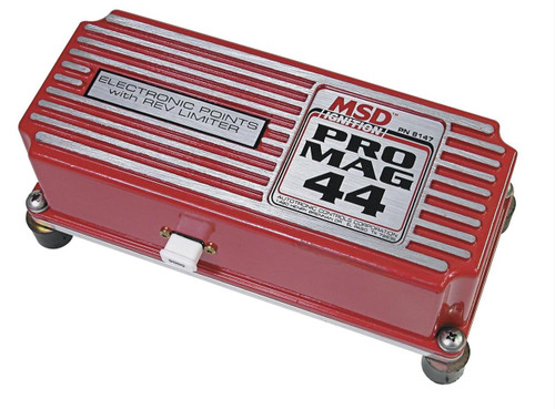 MSD Ignition Pro Mag 44 Electronic Points Boxes 8147