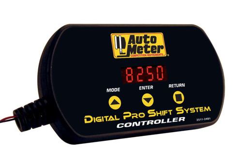 AutoMeter Auto Meter Level 1 Digital Pro Shift Controllers 5312