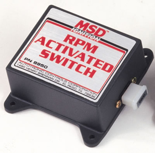 MSD Ignition RPM Activated Switches 8950