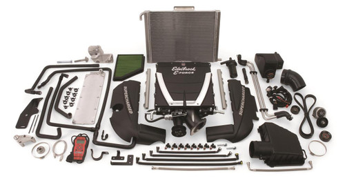 Edelbrock E-Force Camaro SS Low Profile Stage 1 Street Legal Supercharger Kits 1562