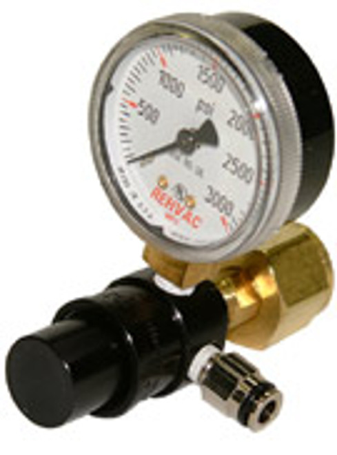 SHIFNOID CO2 Regulator 85 lb. Fixed Press w / Gauge PC2004