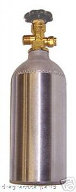 SHIFNOID CO2 Bottle 2.5 lb DOT CERTIFIED PC2030