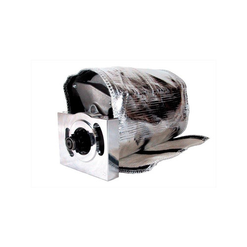 Big End Performance Aluminized Fiberglass Wrap BEP80110