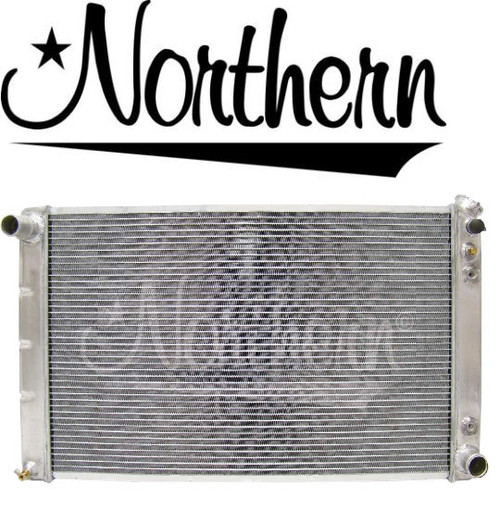Northern Aluminum Radiator 66-74 GM Cars Trucks w/Auto Trans 205026