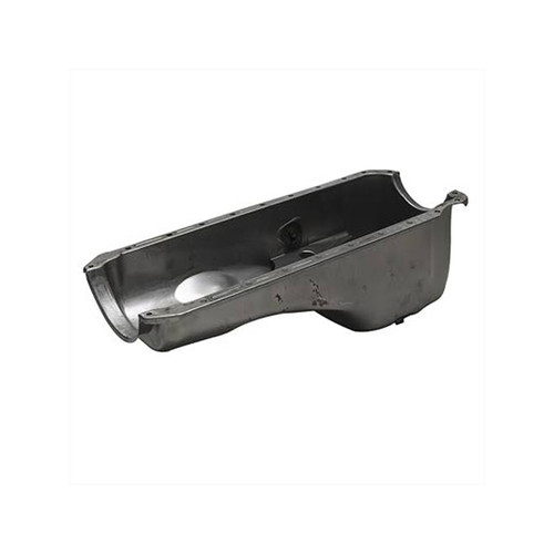 Big End Performance Oil Pan Raw BBC 4Qt 65-92 BEP43020